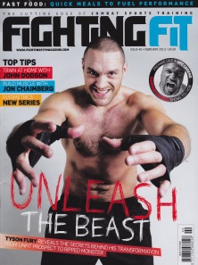 Fighting Fit February 2013