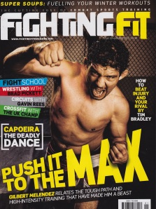 Fighting Fit Cover January